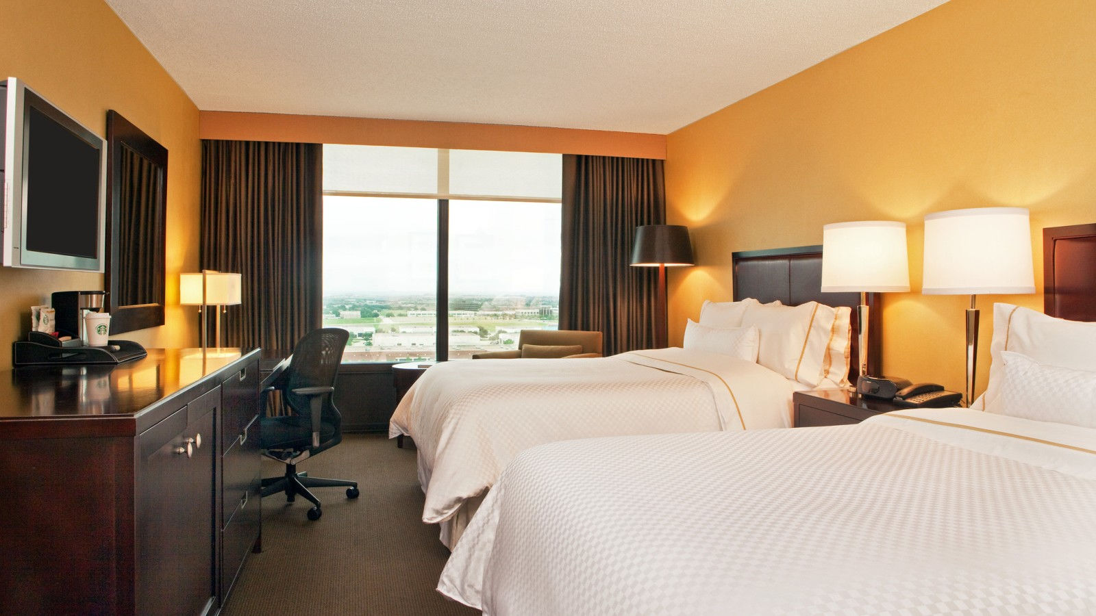 Traditional Double Room - The Westin Dallas Fort Worth Aiport