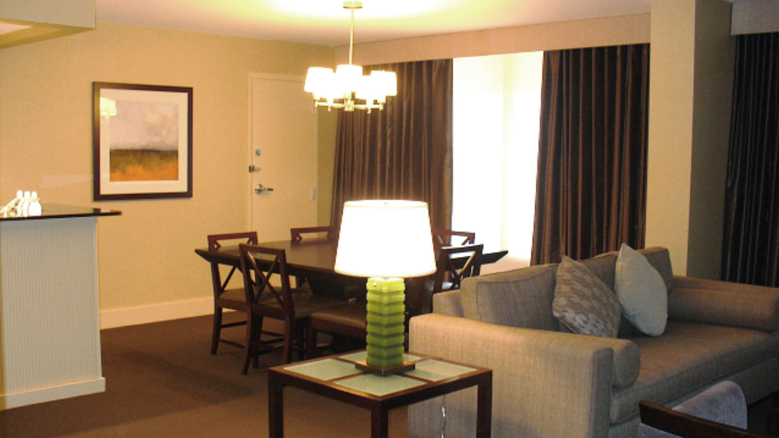 Presidential Suite - The Westin Dallas Fort Worth Airport