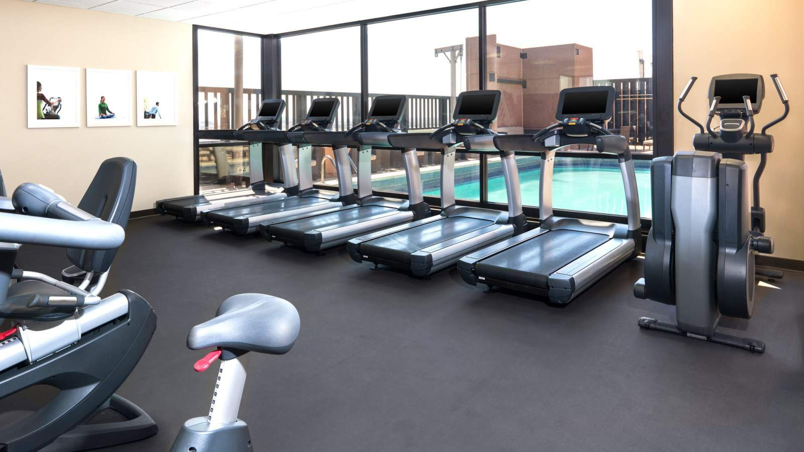 Dallas Hotel Fitness Center