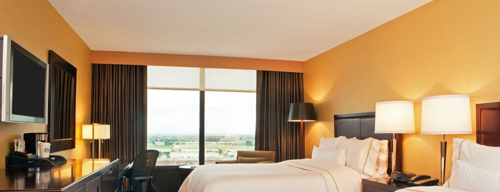 Executive Rooms - The Westin Dallas Fort Worth Airport